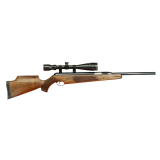 Air Arms Pro Sport Spring Powered Air Rifle Walnut